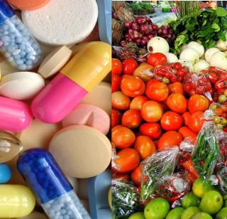 Vitamins or Vegetables?