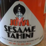 Tahini or sesame paste