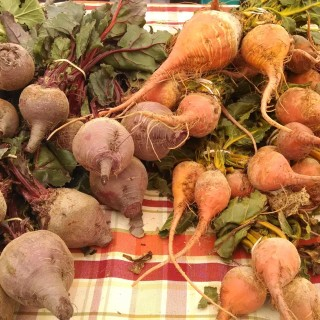 Root Vegetables: Ugly Ducklings in the Market